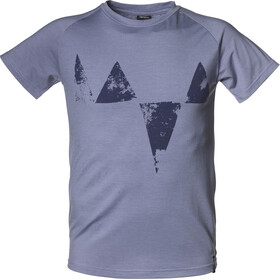 Isbjörn Big Peaks - T-shirt manches courtes Enfant - bleu